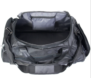 Black Hill Melbourne Gym Bag, Svart (50 liter)