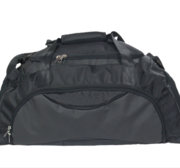 Black Hill Melbourne Gym Bag, Svart (50 liter)