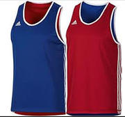 Reversible Punch Boxingvest, Blue/Red