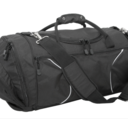 Black Hill Border Weekend Bag, Svart (45 liter)