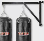 Topten Wall-Brackets PROFI-GYM  Black, max 70 kg