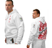Topten Tae Kwon-Do Hood, White