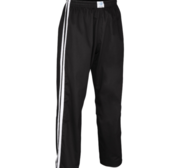 Bytomic Martial Art trousers, Black/White