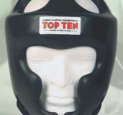 Topten Headguard Full Protection Black