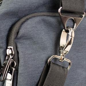 Black Hill Cannes Gym Bag (38 liter) Antracit