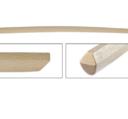 PB Bokken Katori Shinto, White oak 98 cm