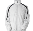 "Sandryds Jacket ""Boston"" White/Black, 190 cm (XL)"