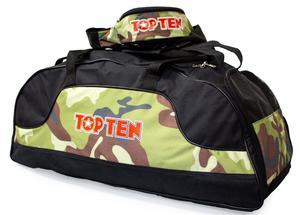 Topten Väska Camouflage, Large