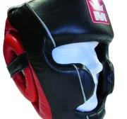 Montana Headguard INTEGRAL Black/Red