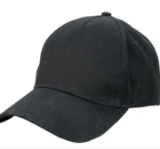 Black Hill Denver Cap, Black 58 cm