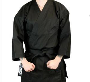 Bytomic Ronin Karate Gi Svart